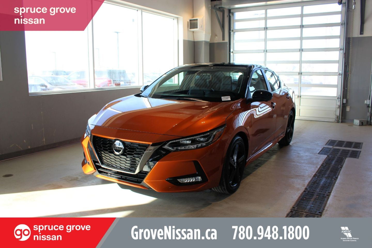 2021 Nissan Sentra SR for sale in Spruce Grove, Alberta