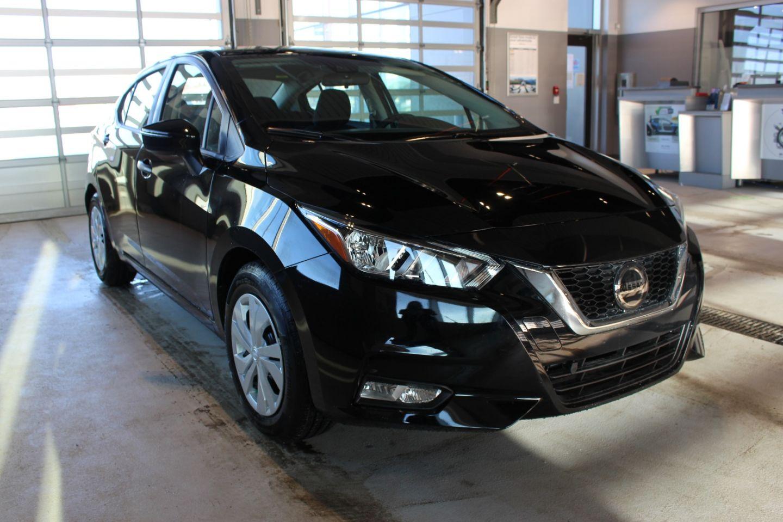 2021 Nissan Versa S for sale in Spruce Grove, Alberta