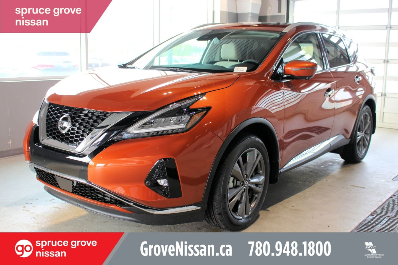 New 2020 Nissan Murano Platinum 20mu2202 Spruce Grove Alberta Go Auto