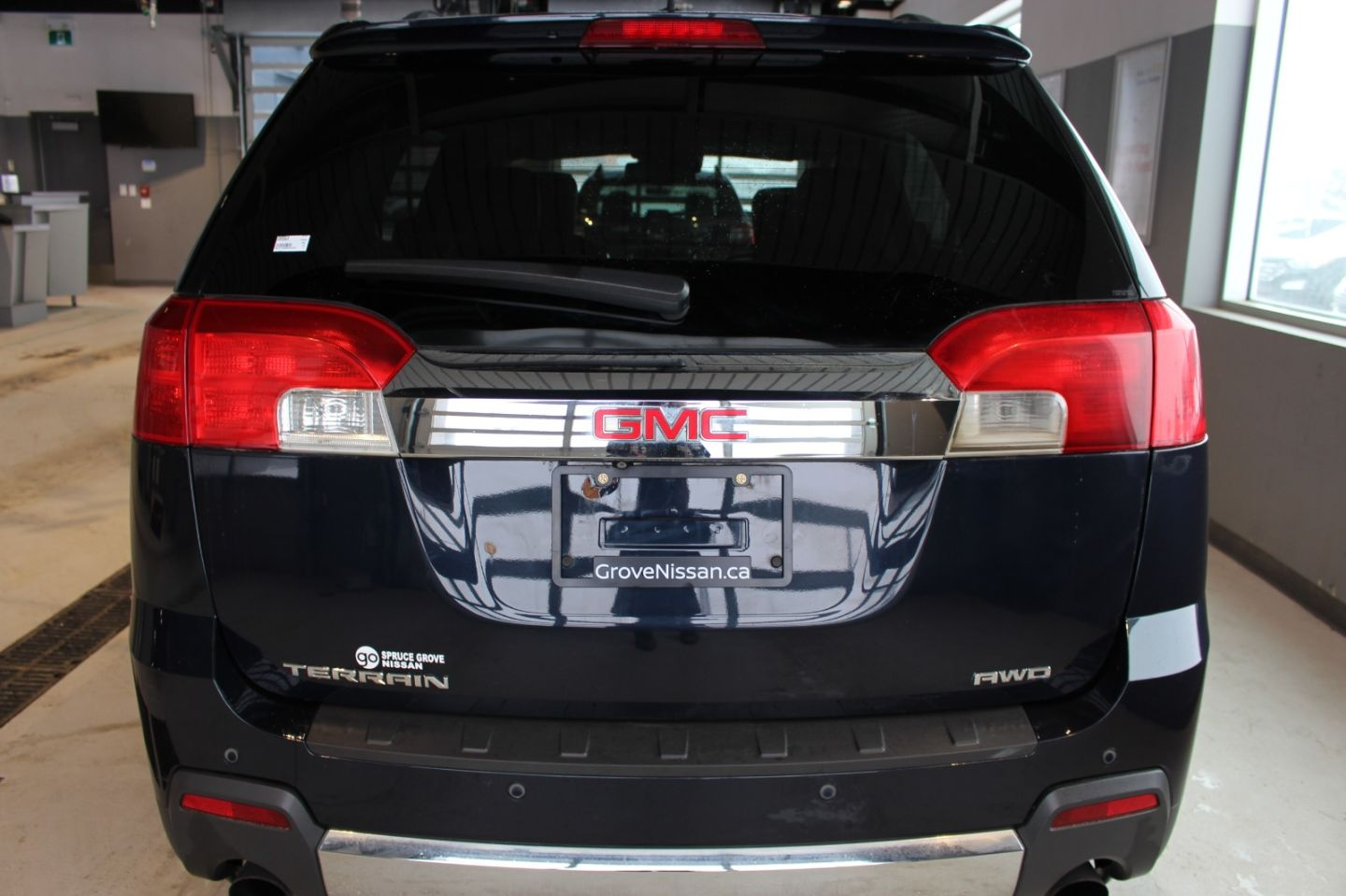 2015 GMC Terrain SLT for sale in Spruce Grove, Alberta