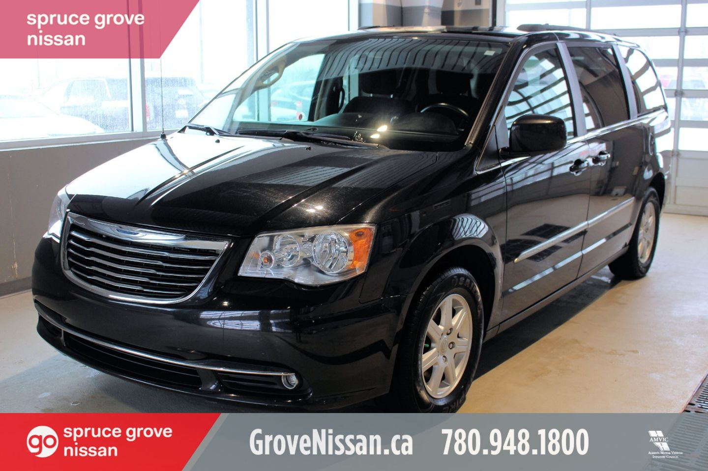 2012 Chrysler Town & Country Touring for sale in Spruce Grove, Alberta