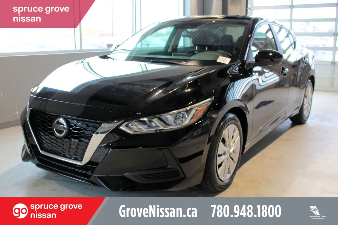 2020 Nissan Sentra S Plus for sale in Spruce Grove, Alberta
