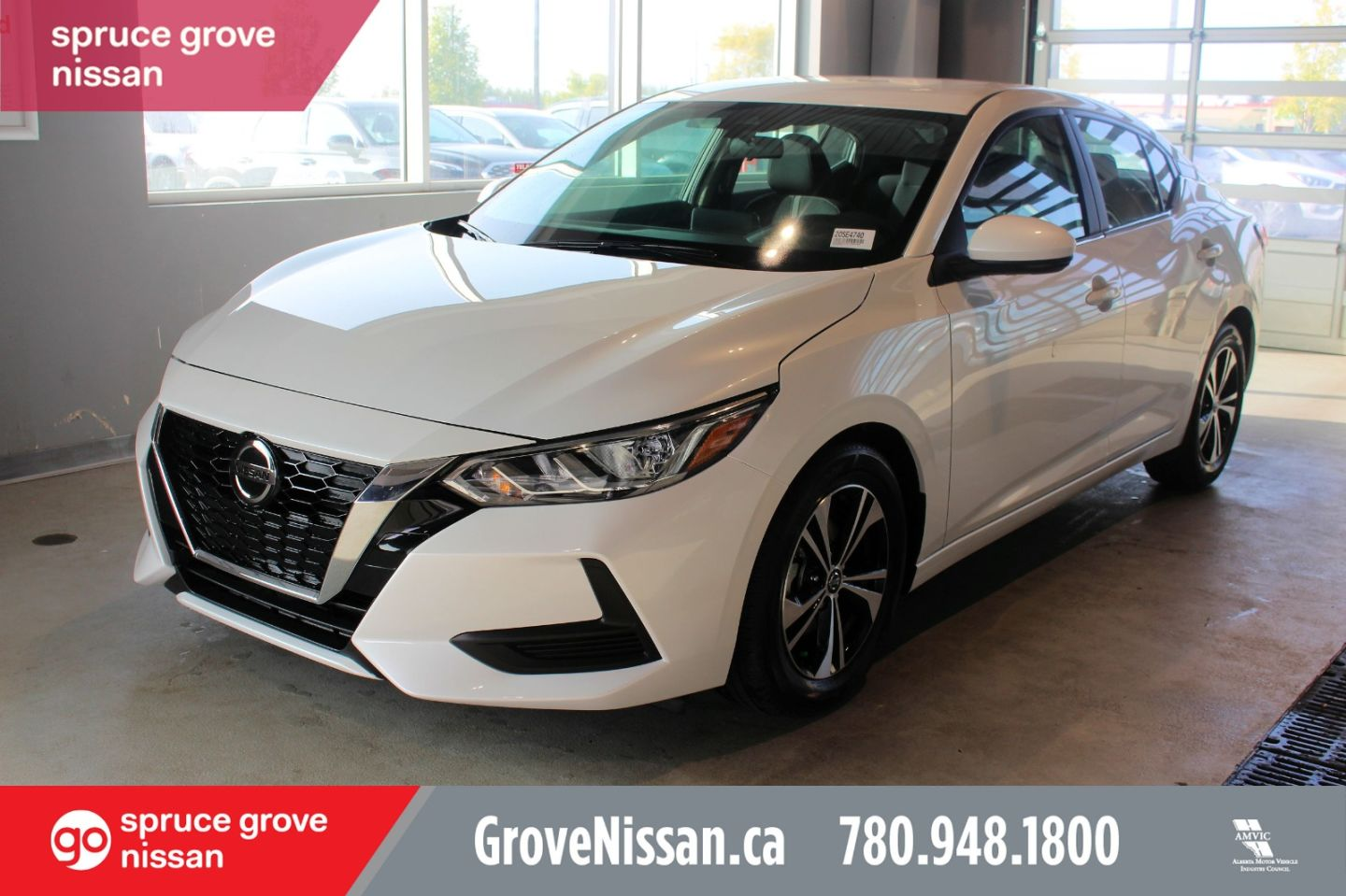 2020 Nissan Sentra SV for sale in Spruce Grove, Alberta