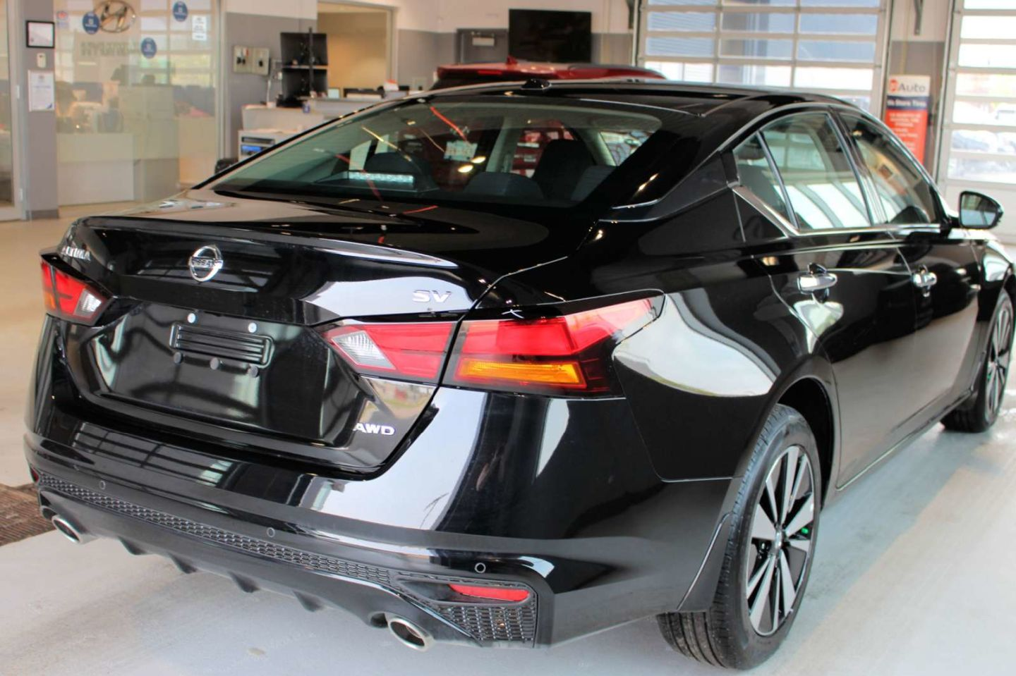 2019 Nissan Altima 2.5 SV for sale in Spruce Grove, Alberta