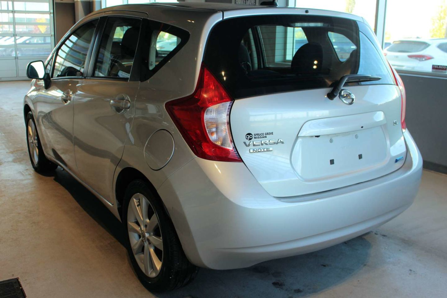 2014 Nissan Versa Note SL for sale in Spruce Grove, Alberta