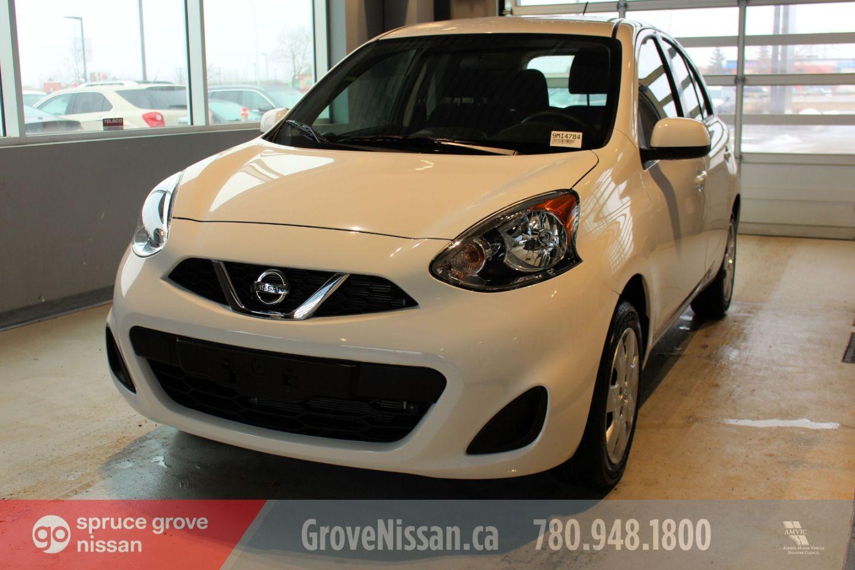 2019 Nissan Micra SV for sale in Spruce Grove, Alberta