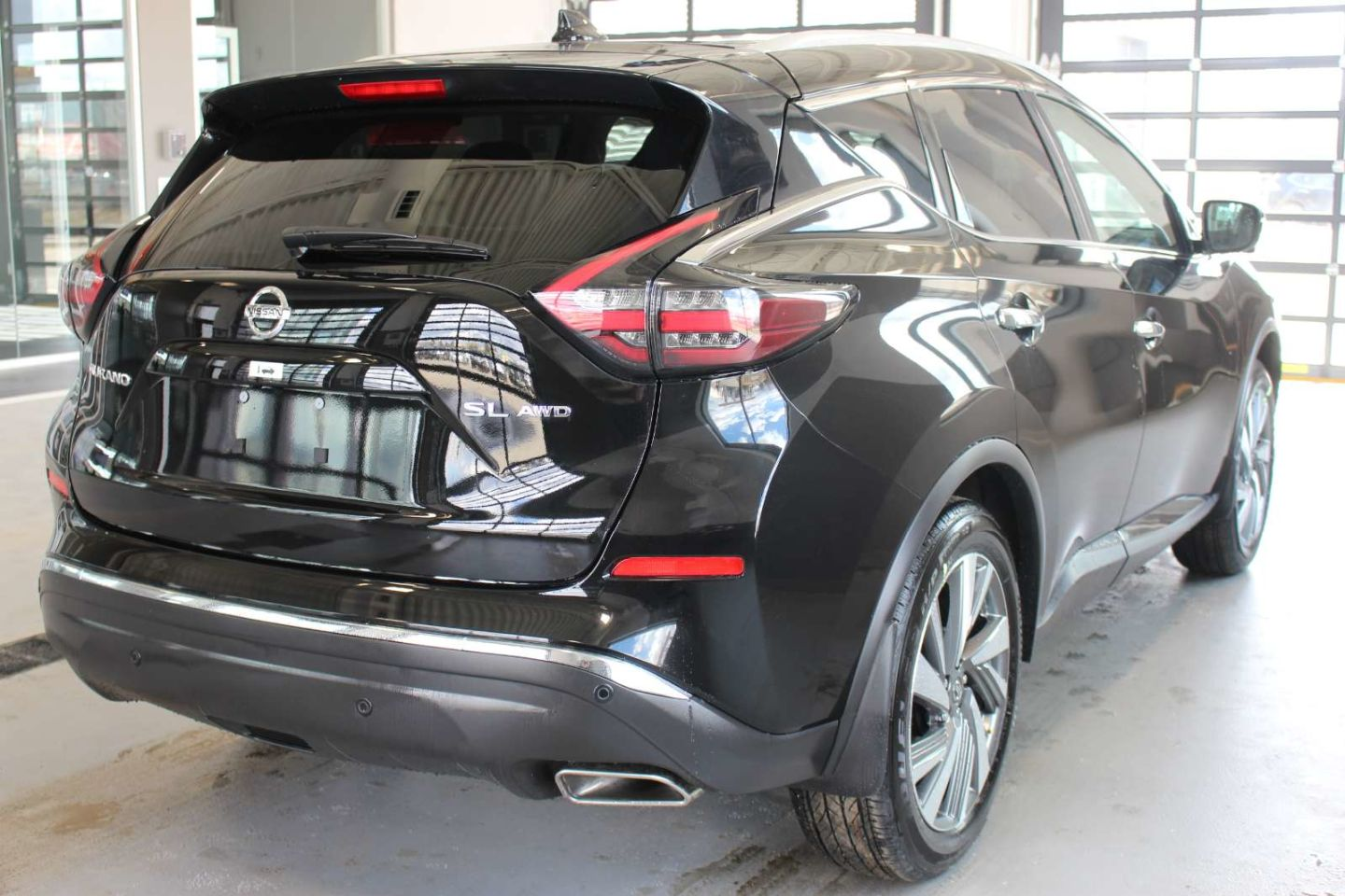 2019 Nissan Murano SL for sale in Spruce Grove, Alberta