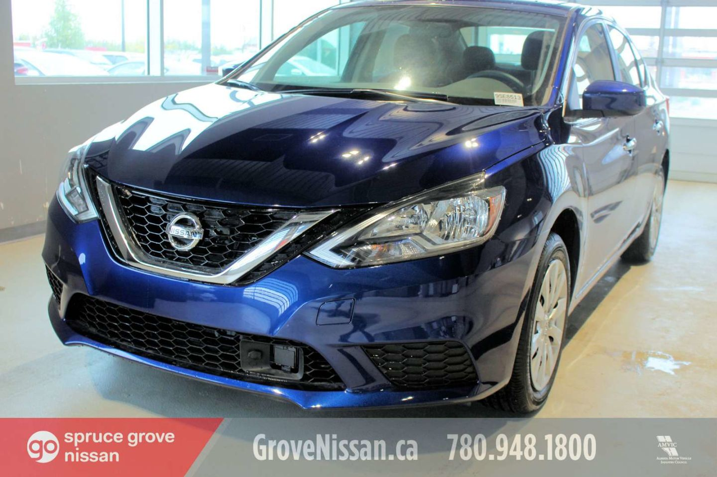 2019 Nissan Sentra SV for sale in Spruce Grove, Alberta