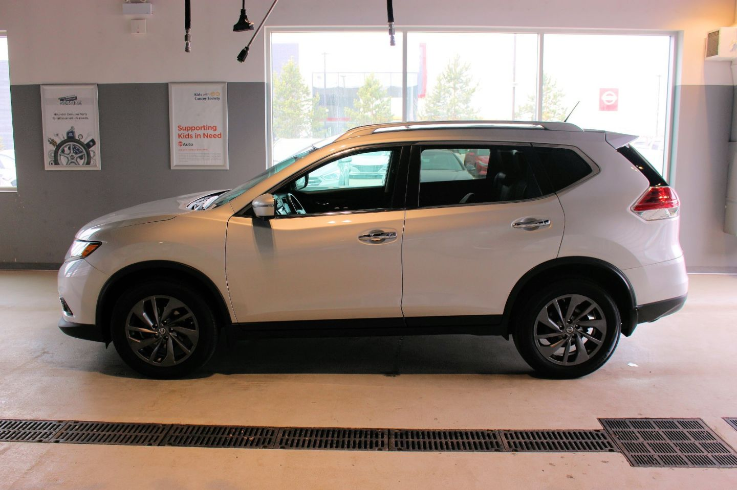 2016 Nissan Rogue SL for sale in Spruce Grove, Alberta