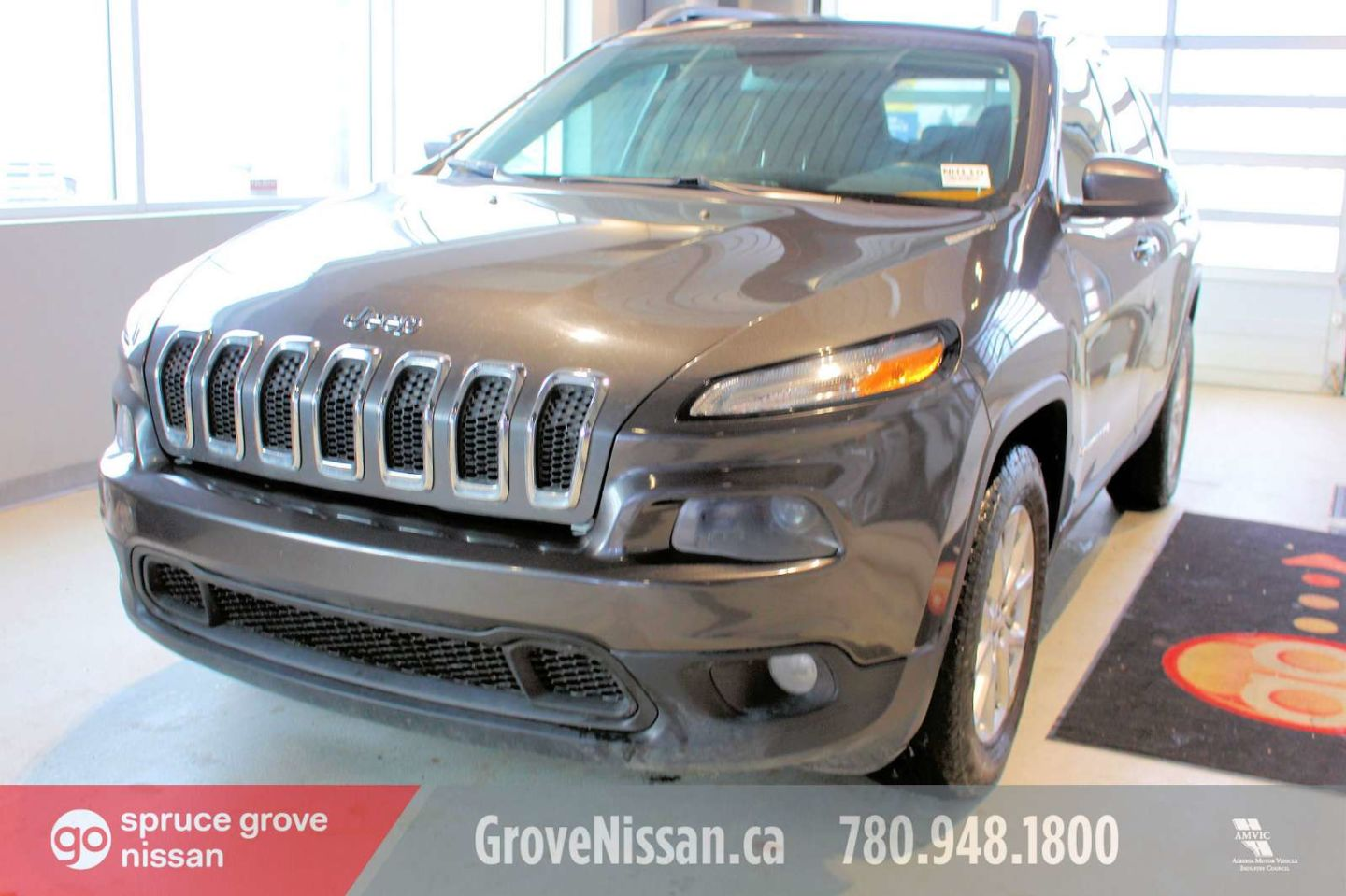 2015 Jeep Cherokee North for sale in Spruce Grove, Alberta