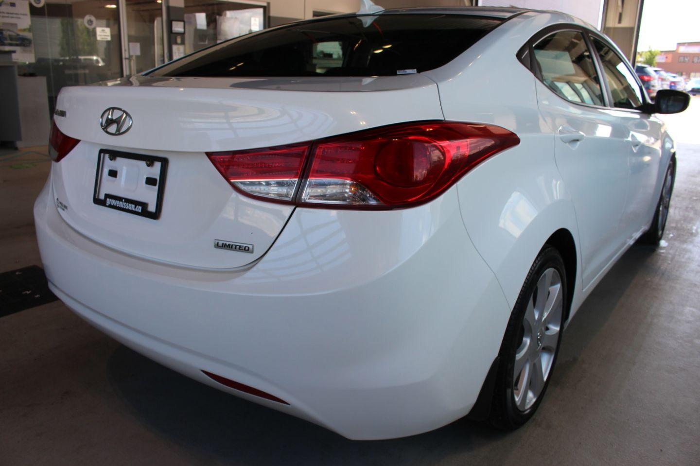 2013 Hyundai Elantra Limited for sale in Spruce Grove, Alberta