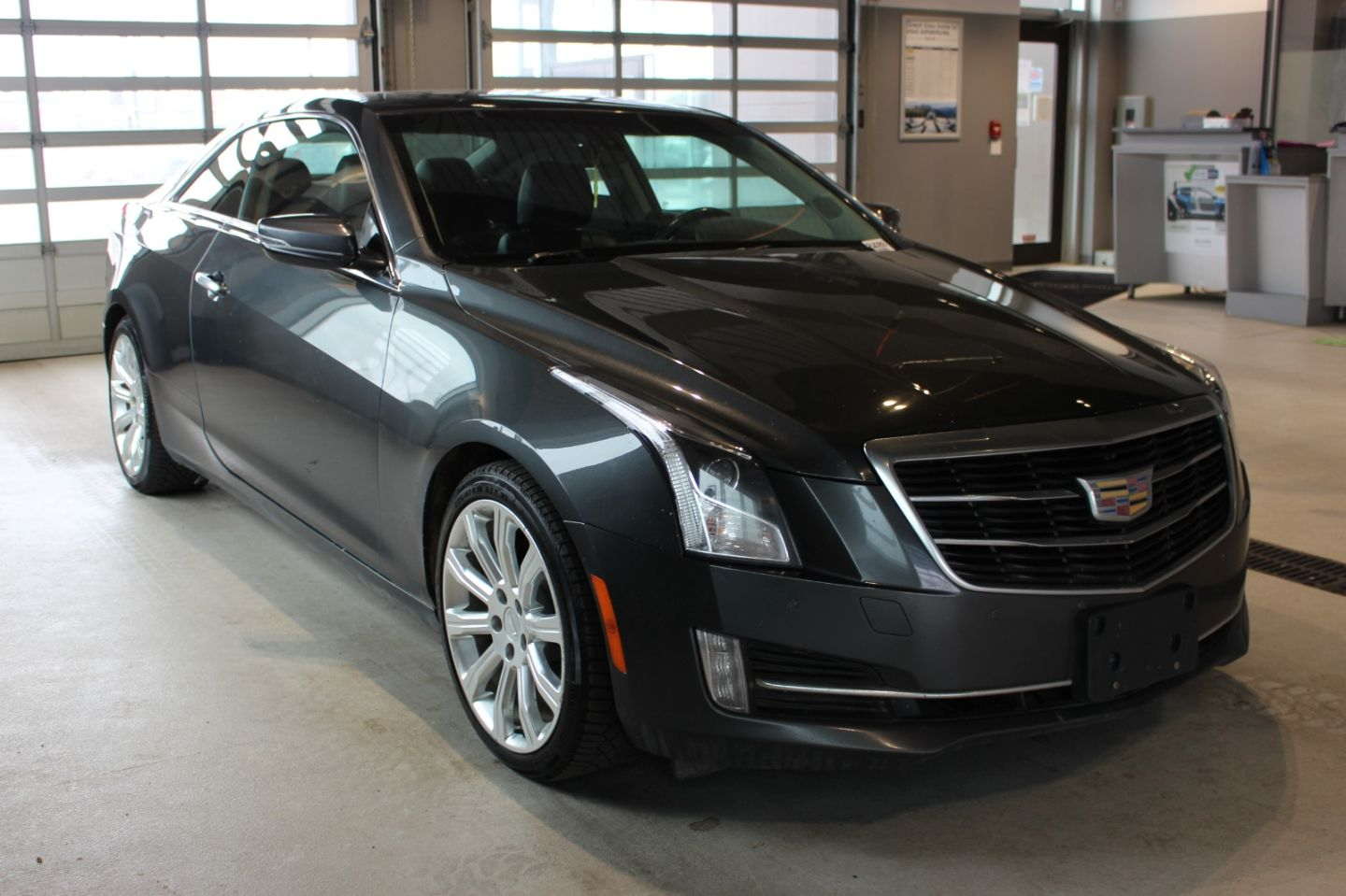 2015 Cadillac ATS Coupe Luxury RWD for sale in Spruce Grove, Alberta