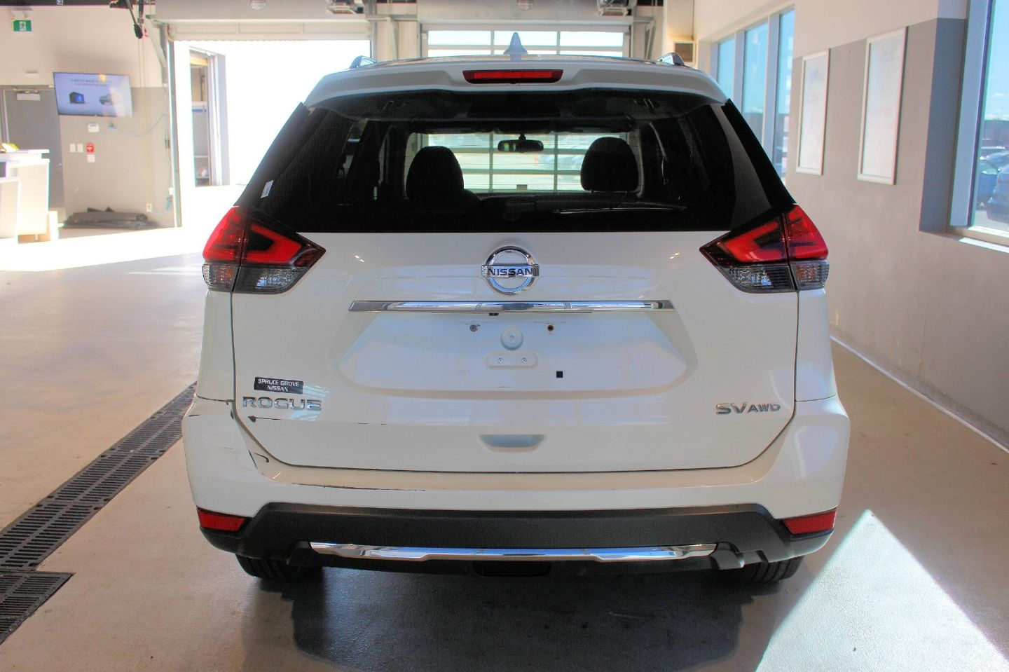 2017 Nissan Rogue SV for sale in Spruce Grove, Alberta
