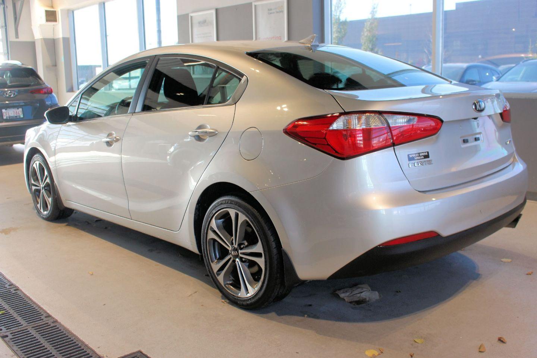 2014 Kia Forte EX for sale in Spruce Grove, Alberta