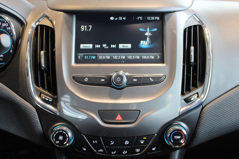 2018 Chevrolet Cruze LT for sale in Spruce Grove, Alberta