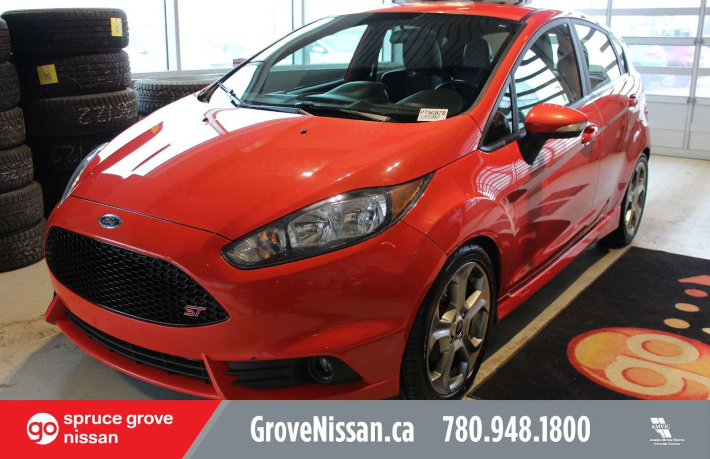 2015 Ford Fiesta ST for sale in Spruce Grove, Alberta