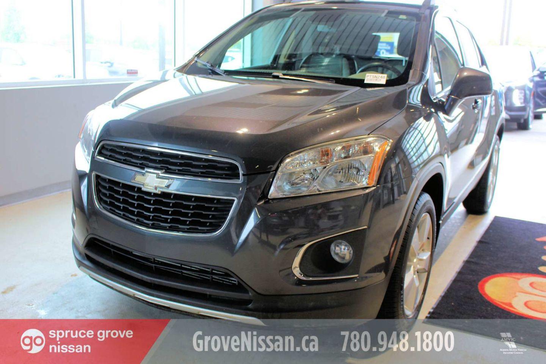 2014 Chevrolet Trax LTZ for sale in Spruce Grove, Alberta