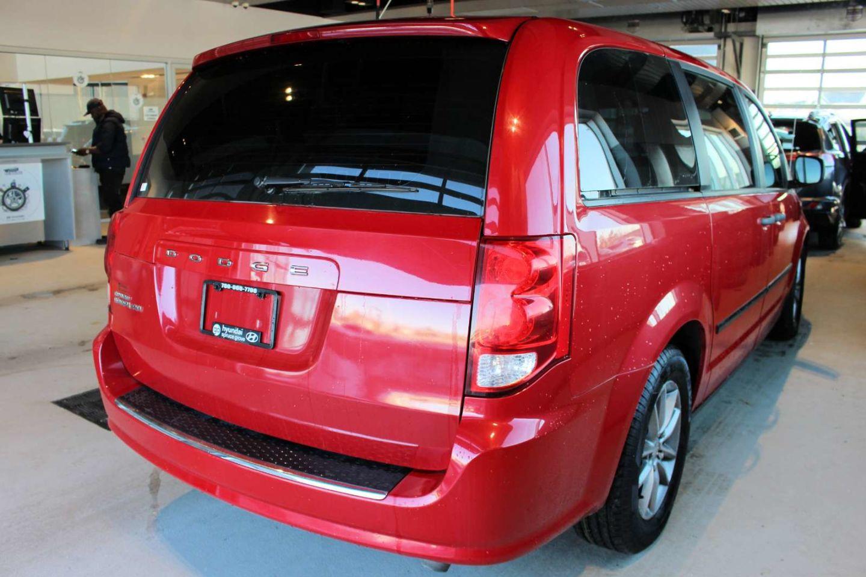 2014 Dodge Grand Caravan SE for sale in Spruce Grove, Alberta