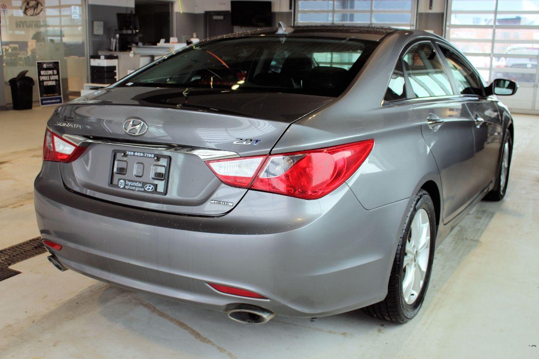 2011 Hyundai Sonata Limited for sale in Spruce Grove, Alberta