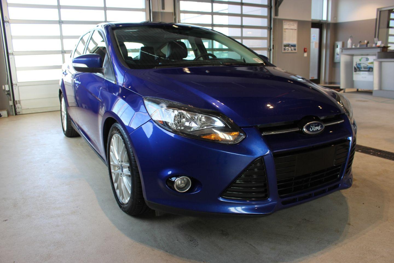 2014 Ford Focus Titanium for sale in Spruce Grove, Alberta