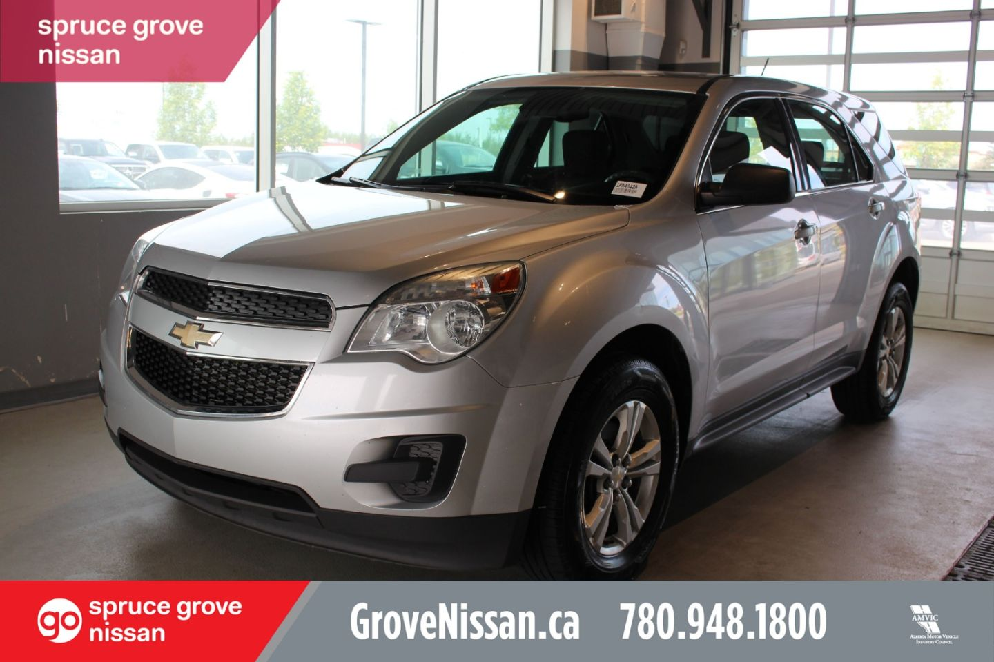 2014 Chevrolet Equinox LS for sale in Spruce Grove, Alberta