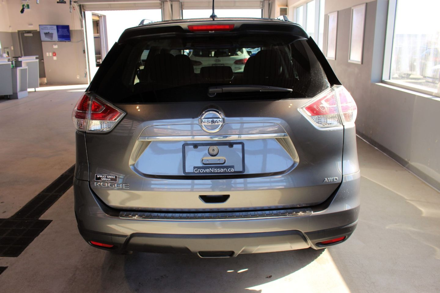 2016 Nissan Rogue S for sale in Spruce Grove, Alberta