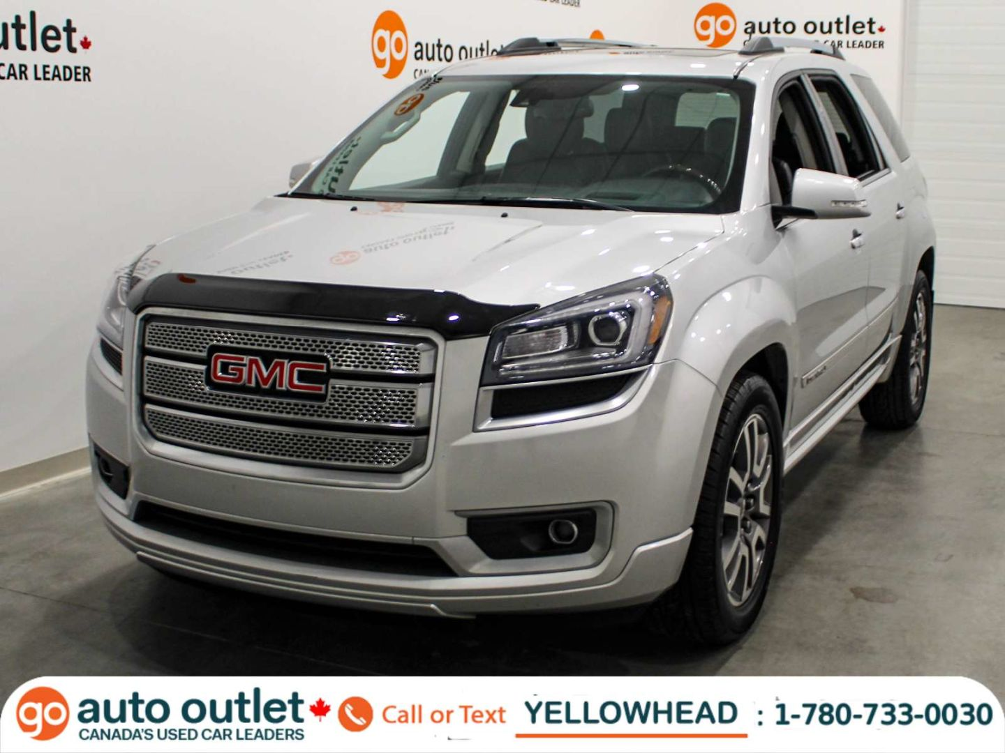 Gmc Acadia Denali For Sale >> 2014 Gmc Acadia Denali