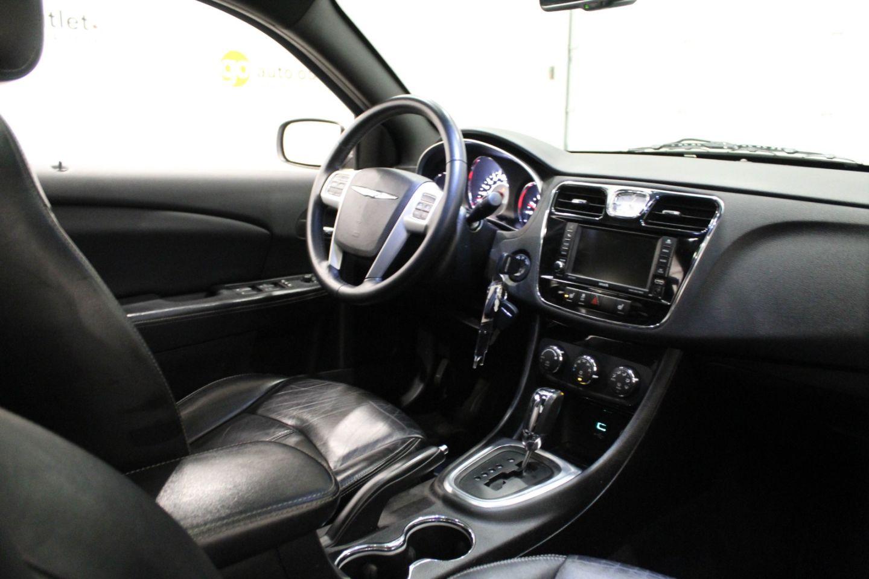 2013 Chrysler 200 Limited for sale in Edmonton, Alberta