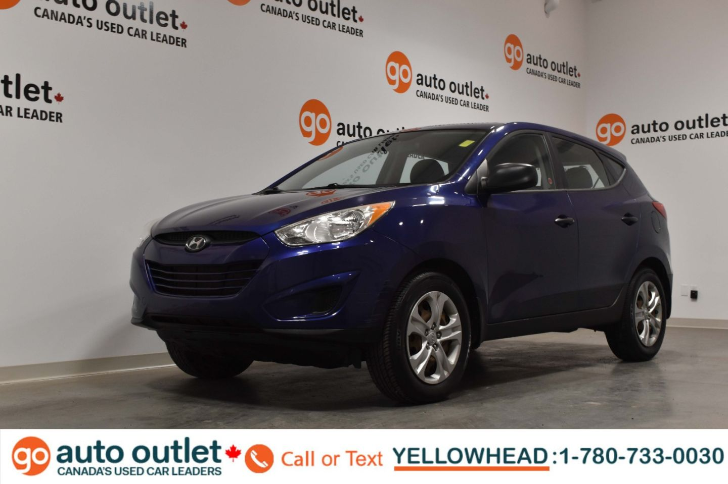 2011 Hyundai Tucson L for sale in Edmonton, Alberta