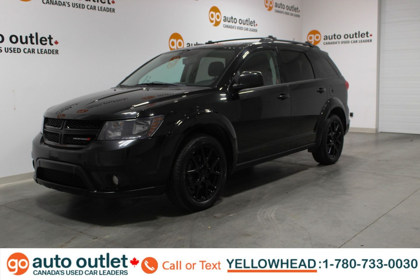 2014 Dodge Journey SXT for sale in Edmonton, Alberta