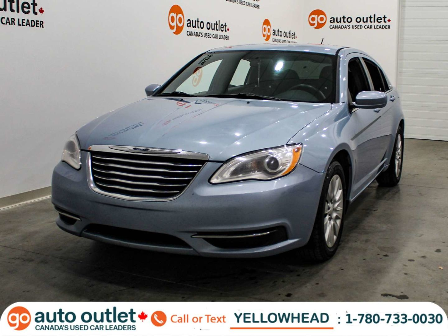 2013 Chrysler 200 LX for sale in Edmonton, Alberta