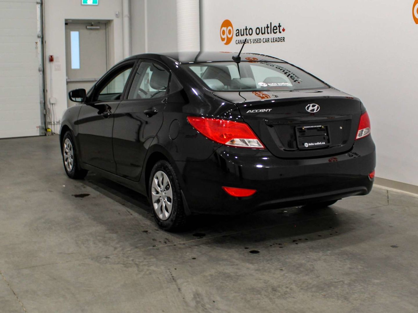 2015 Hyundai Accent GLS for sale in Edmonton, Alberta