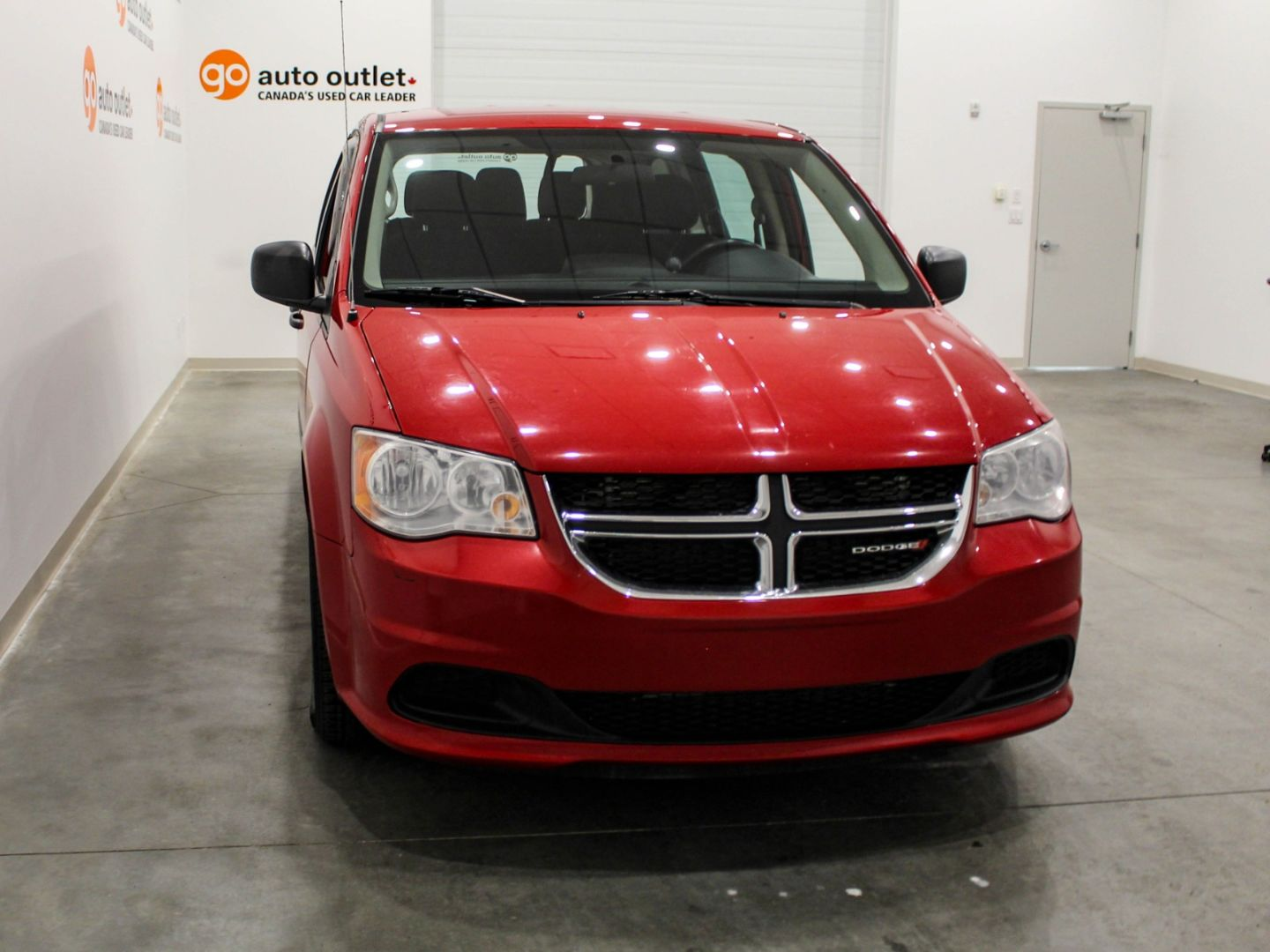 2014 Dodge Grand Caravan SE for sale in Edmonton, Alberta