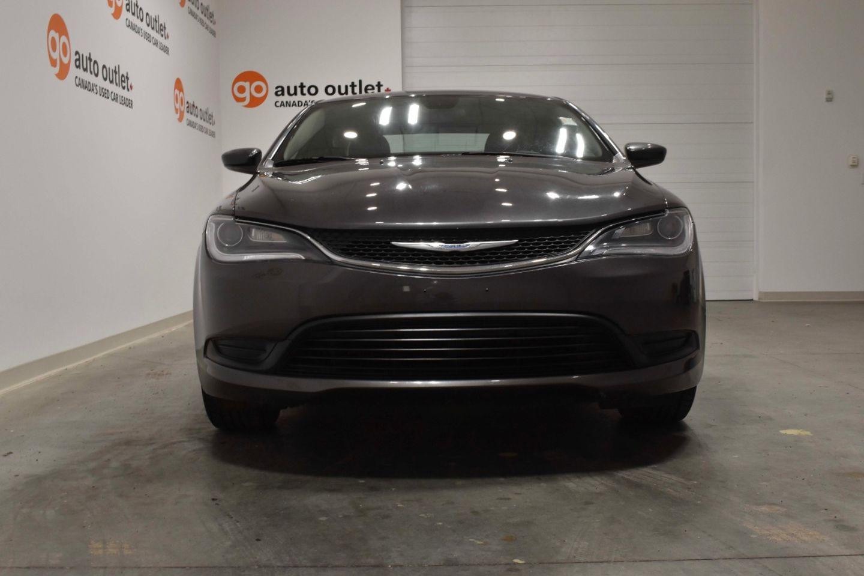 Used 2016 Chrysler 200 LX YT377 | Edmonton Alberta | Go Auto