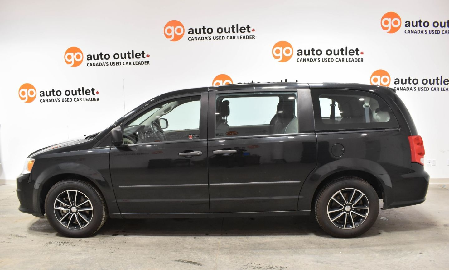 2015 Dodge Grand Caravan Canada Value Package for sale in Edmonton, Alberta
