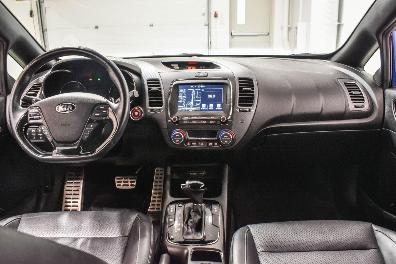 2018 Kia Forte5 SX for sale in Edmonton, Alberta