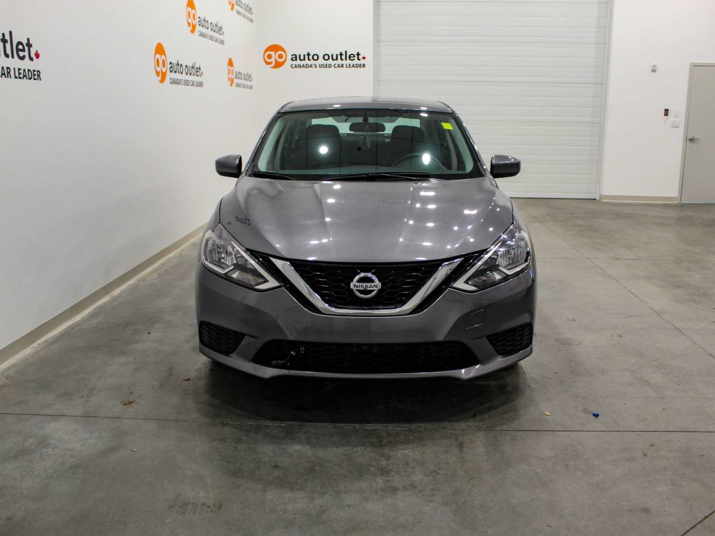 2016 Nissan Sentra S for sale in Edmonton, Alberta