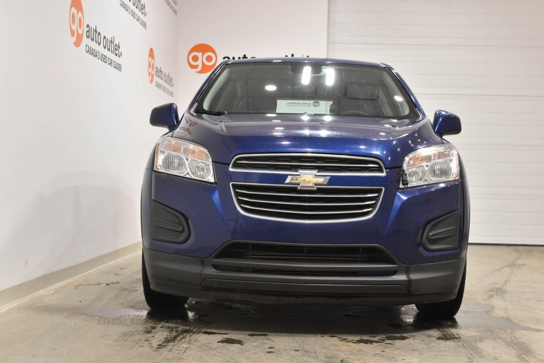 2016 Chevrolet Trax LS for sale in Edmonton, Alberta