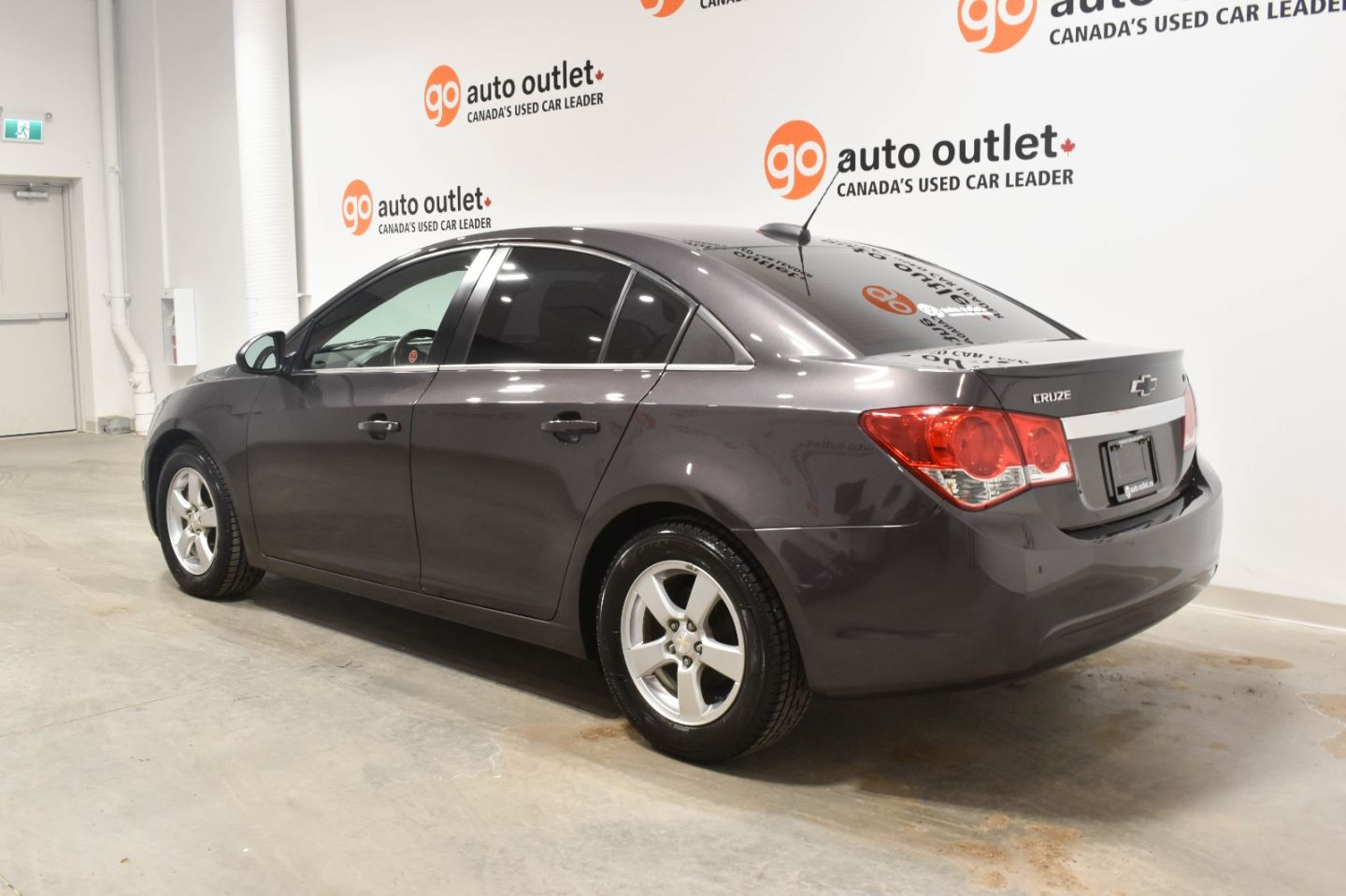 2015 Chevrolet Cruze 2LT for sale in Edmonton, Alberta