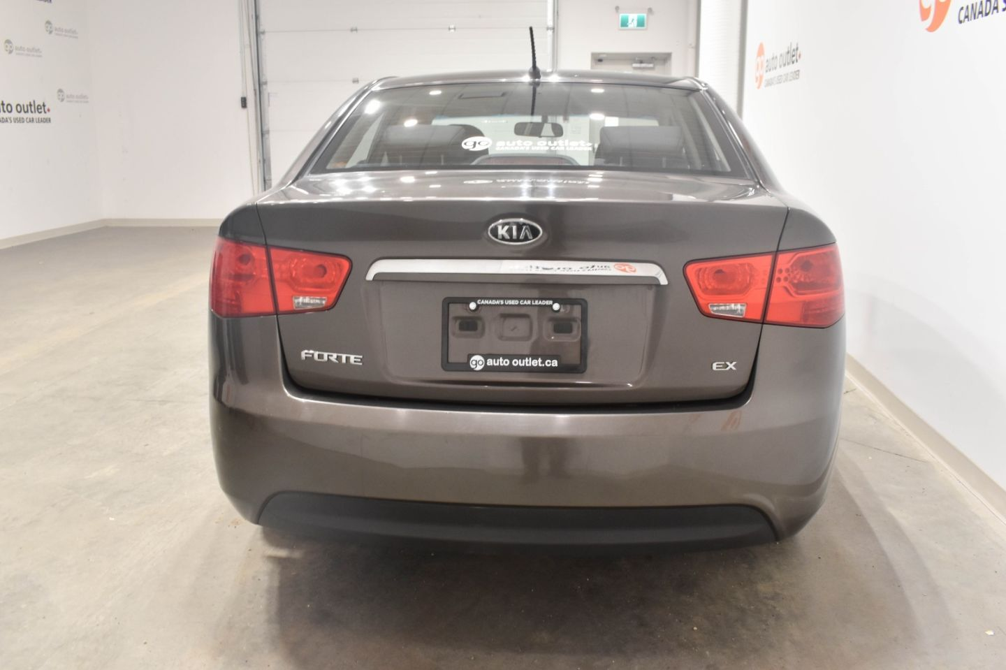 2012 Kia Forte EX for sale in Edmonton, Alberta