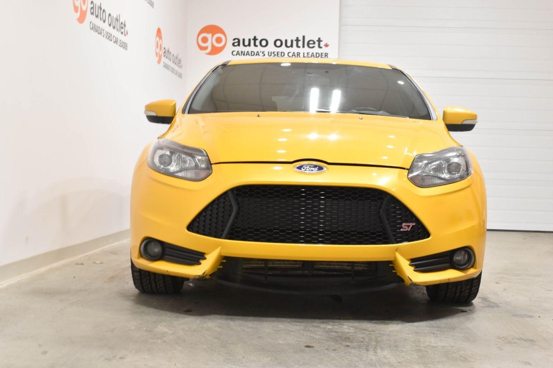 2013 Ford Focus ST for sale in Edmonton, Alberta