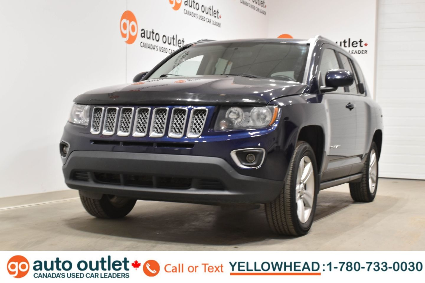 2015 Jeep Compass High Altitude for sale in Edmonton, Alberta