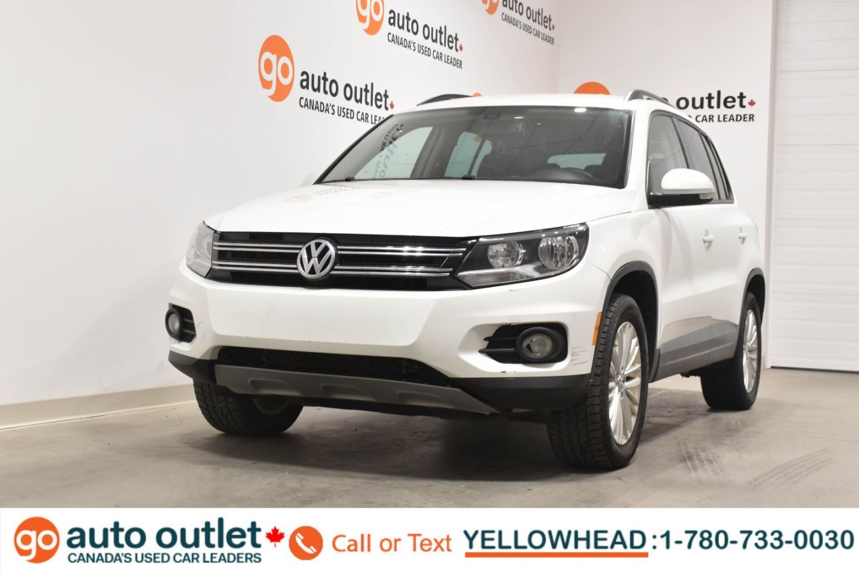 2016 Volkswagen Tiguan Comfortline for sale in Edmonton, Alberta