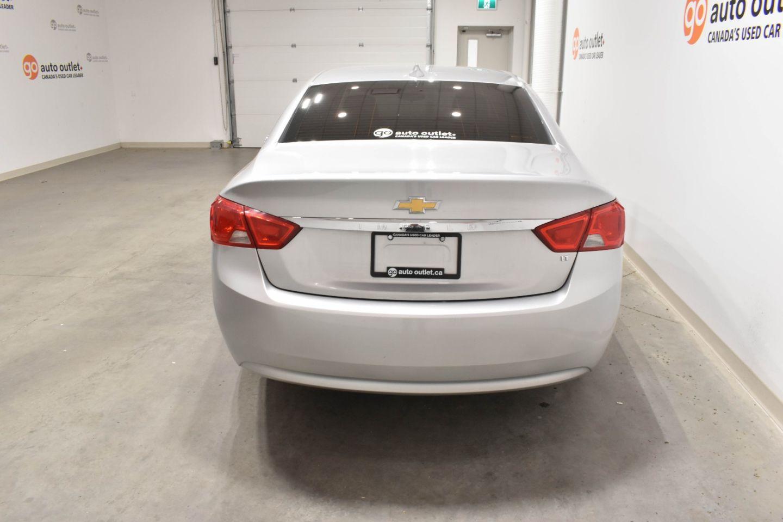 2018 Chevrolet Impala LT for sale in Edmonton, Alberta