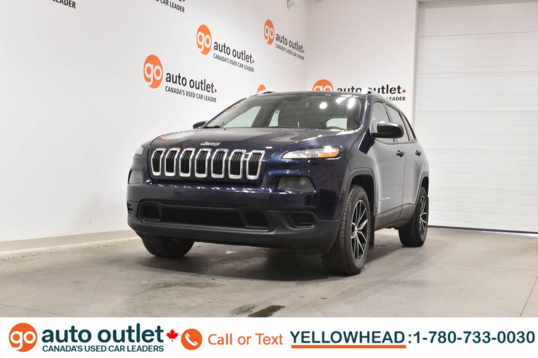 2015 Jeep Cherokee Sport for sale in Edmonton, Alberta
