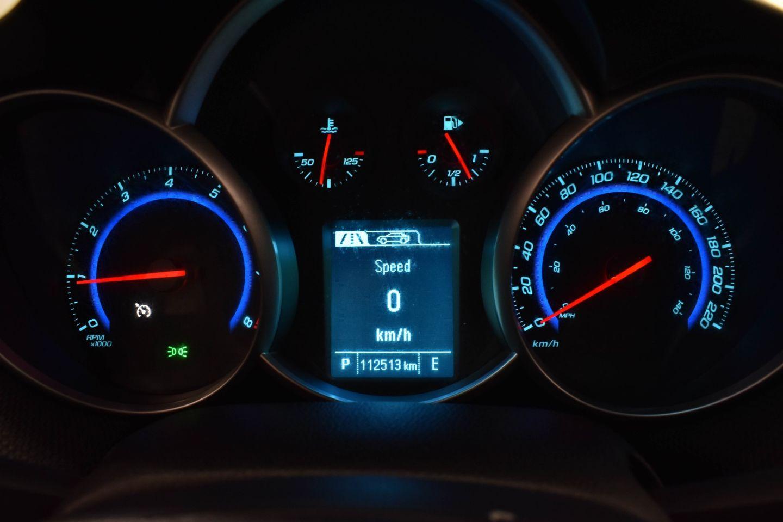 2016 Chevrolet Cruze Limited LT for sale in Edmonton, Alberta