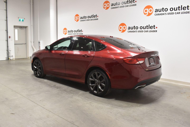 2015 Chrysler 200 S for sale in Edmonton, Alberta