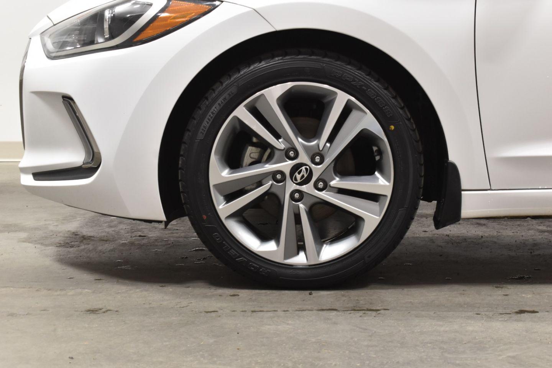 2017 Hyundai Elantra Limited for sale in Edmonton, Alberta