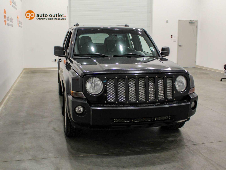 2010 Jeep Patriot Limited for sale in Edmonton, Alberta