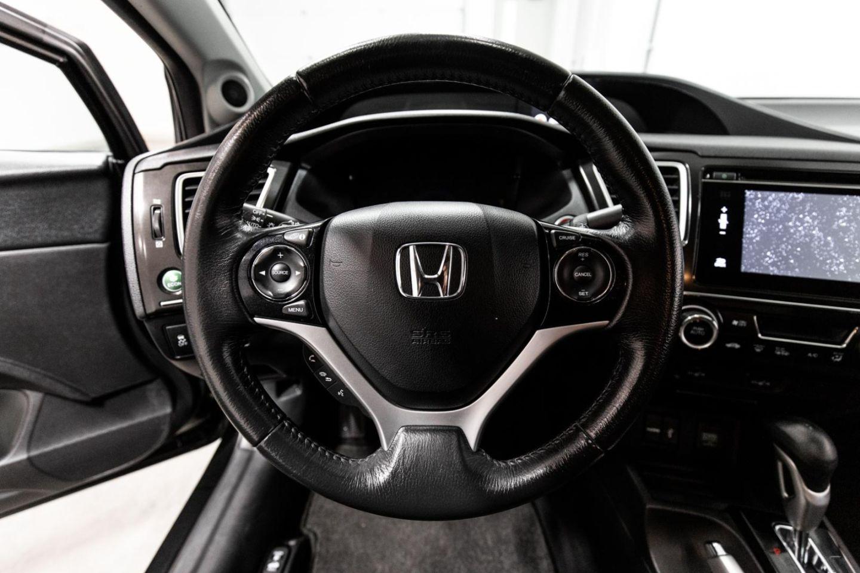 2015 Honda Civic Coupe EX for sale in Edmonton, Alberta